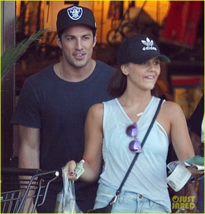 Michael Trevino Picks Up Some Labor দিন Essentials With Alexandra Chando