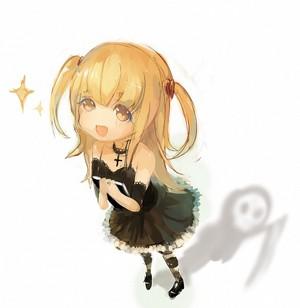 Misa Amane // Death Note