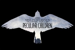 Miss Peregrine's 首页 for Peculiar Children: Official Movie Logo!