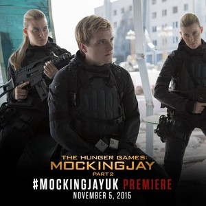 Mockingjay pt.2 - UK Premiere