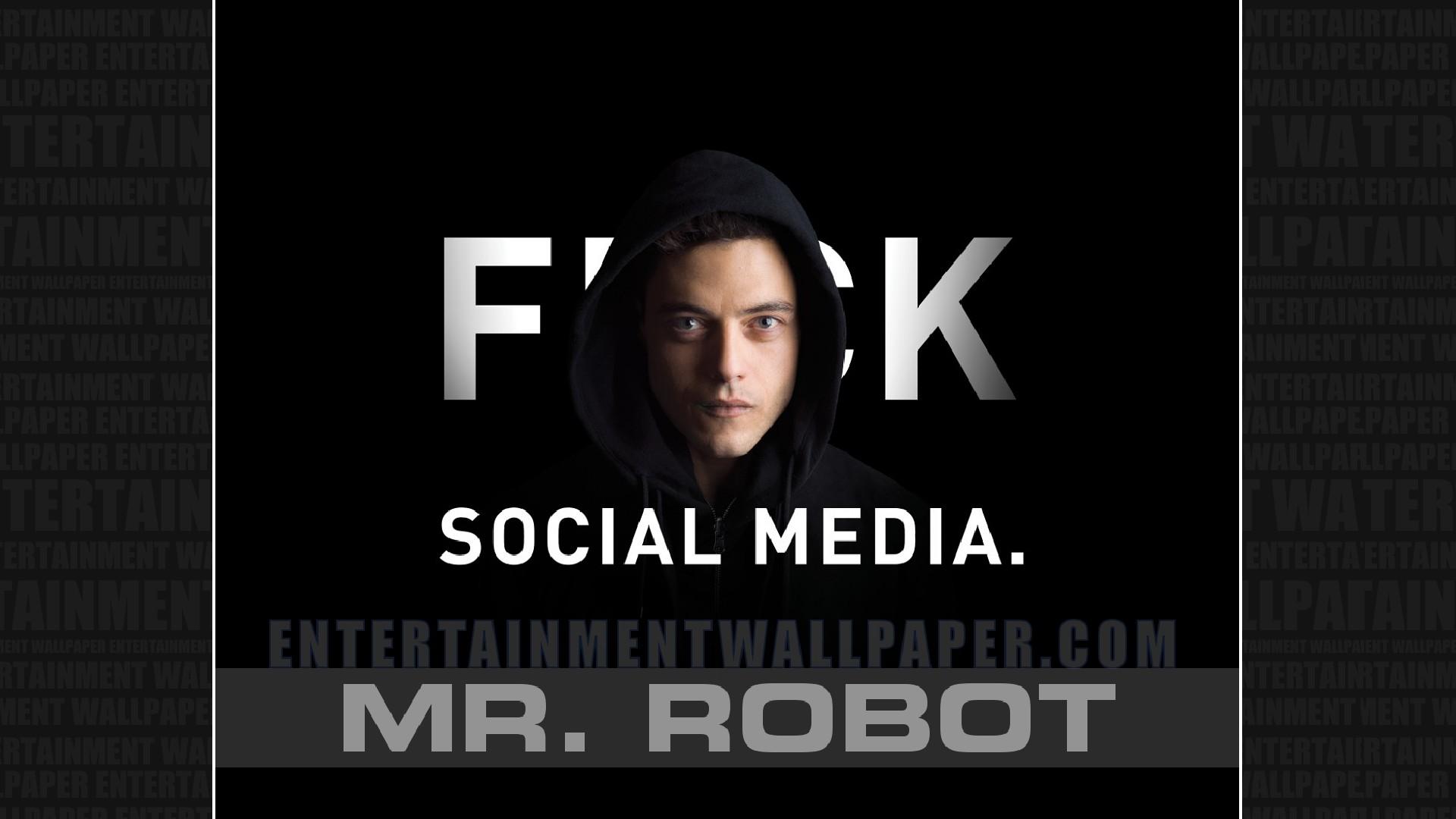Mr. Robot fond d'écran