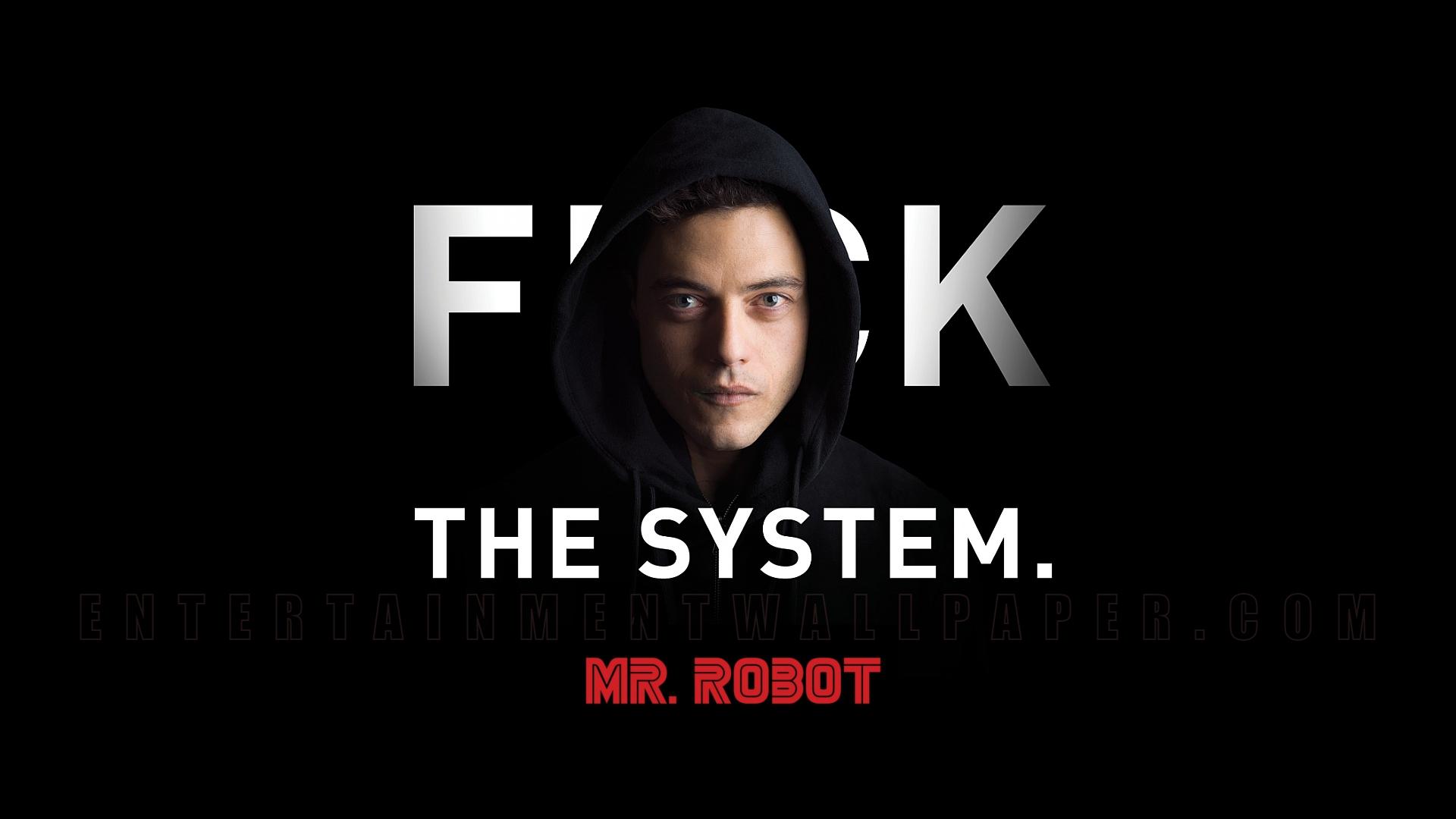 Mr. Robot achtergrond