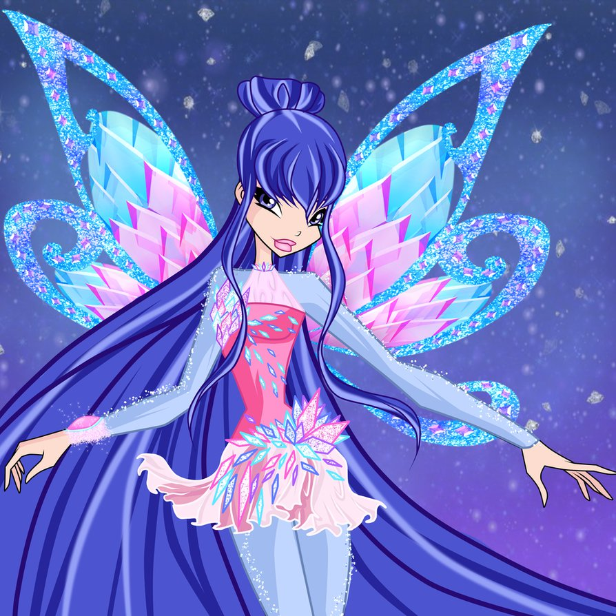 Winx Club Hintergrund Probably Containing Anime Titled Musa Tynix