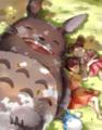 My Neighbor Totoro - my-neighbor-totoro fan art