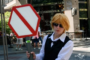My Shizuo Cosplay