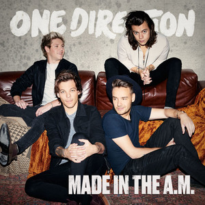NEW ALBUM MADE IN THE A.M.