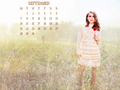 NP.COM Calendar - September - natalie-portman wallpaper