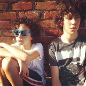 Nat and Alex