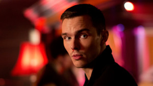 Nicholas Hoult as Steven Stelfox in Kill Your Друзья First Look