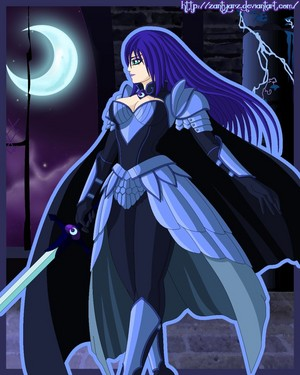Nightmare Moon~ Human Version