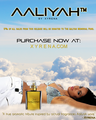 Official Aaliyah Tribute Fragrance by Xyrena! ♥ - aaliyah photo