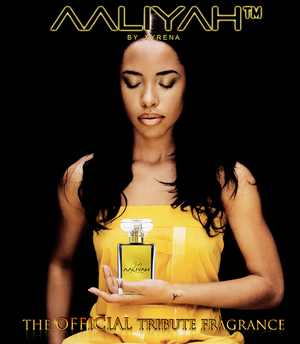 Official Aaliyah Tribute Fragrance door Xyrena! ♥