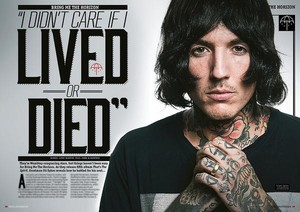 Oliver Sykes Interview with Metal Hammer