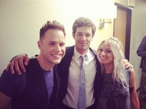 Olly, Adam and Lou