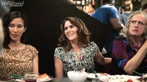 On Set Of 'Transparent' Season 2