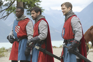 Once Upon A Time - Episode 5.01 - The Dark zwaan-, zwaan