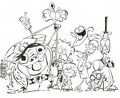 Original Art from Craig McCracken - fosters-home-for-imaginary-friends photo