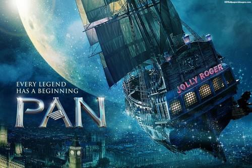 Pan 2015 fondo de pantalla called Pan Movie