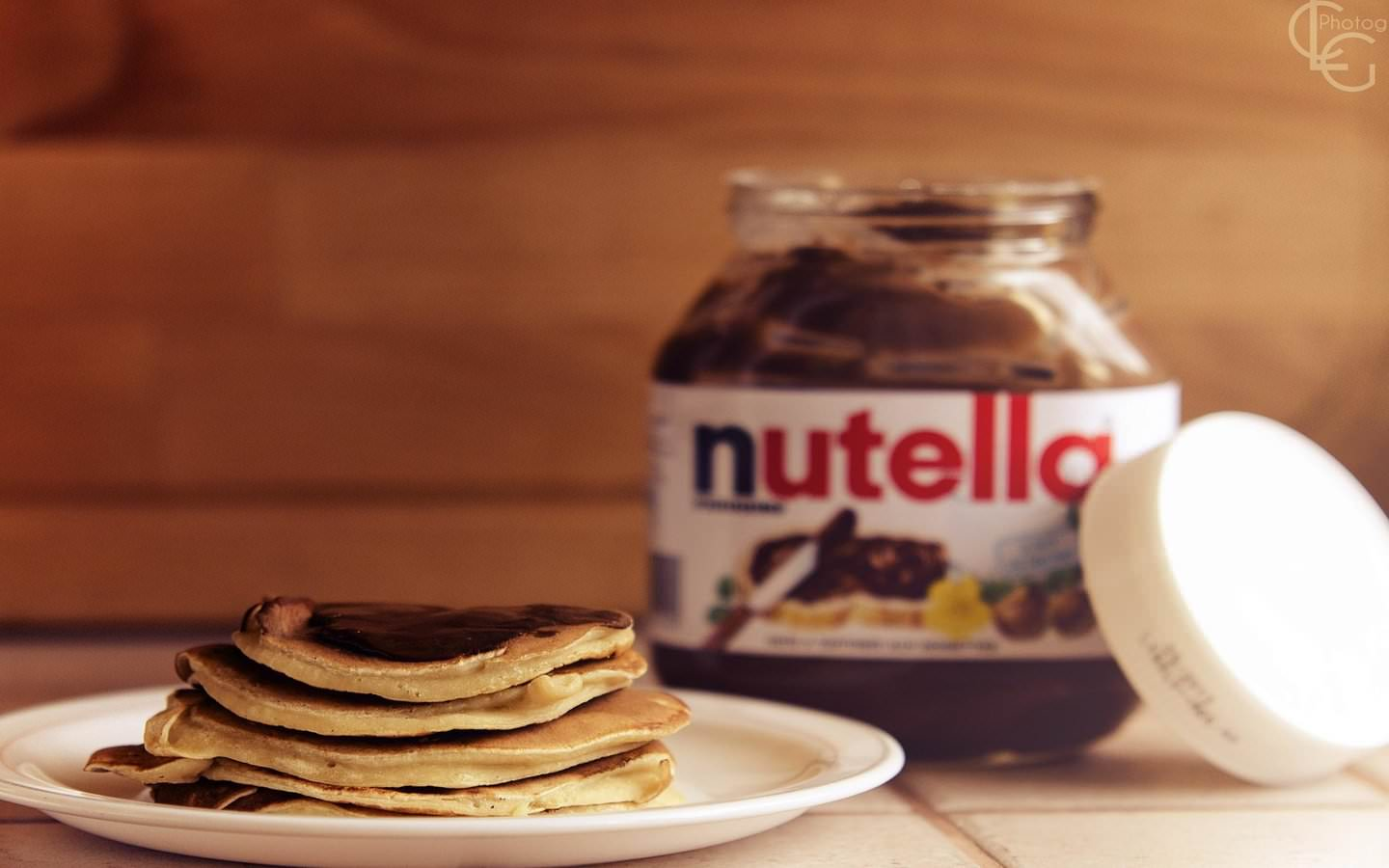 how to make chocolate pancakes with nutella