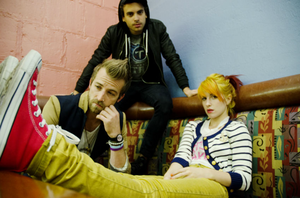 Paramore​ for Alternative Press​