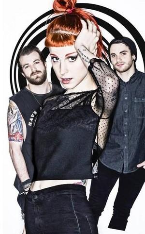 Paramore for Rock Sound Magazine