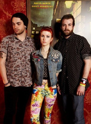 Paramore​ for Rolling Stone Magazine