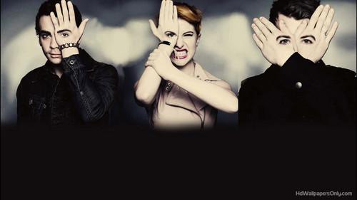Paramore fond d'écran titled Paramore