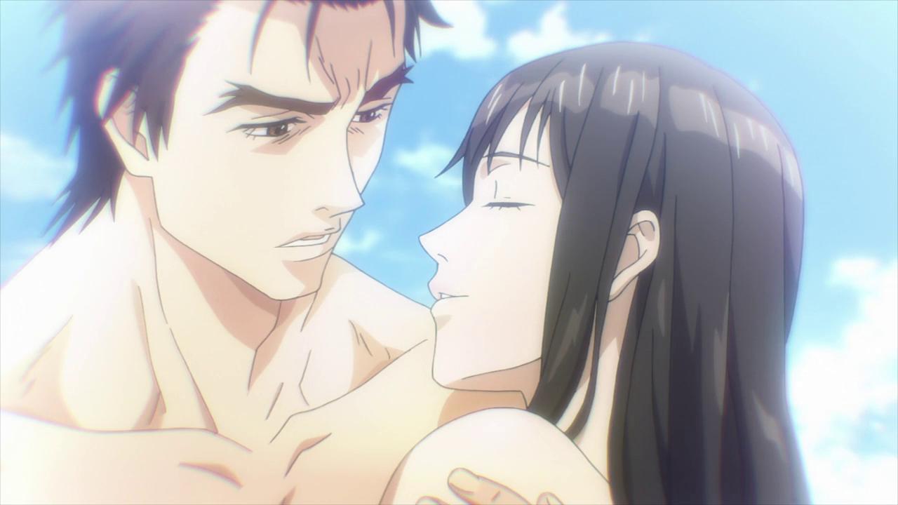Parasyte-The Maxim_Sexy Moments (Shin'ichi and Kana, the Dream)