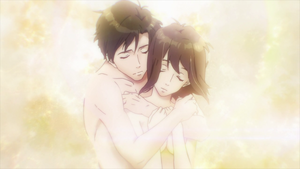 Parasyte-The Maxim_Sexy Moments -Shin'ichi and Murano)