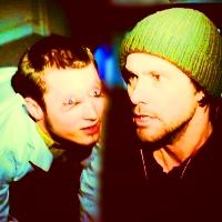 Patrick and Joel