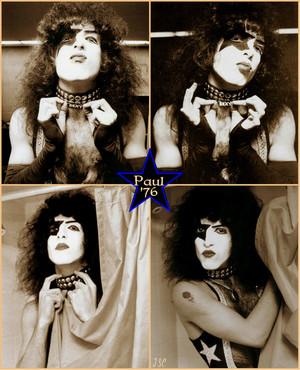 Paul ~Detroit, Michigan…January 24, 1976 (Airport Hilton)