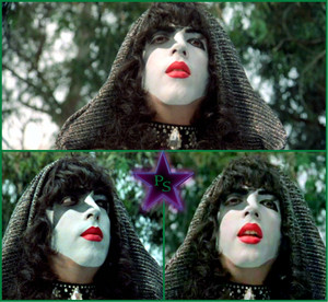 Paul ~(KISS Meets The Phantom of the Park) Valencia, California…May 1978 (Magic Mountain Amusement