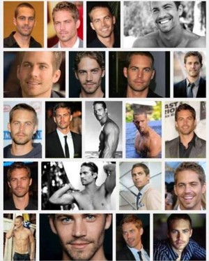Paul Walker collage