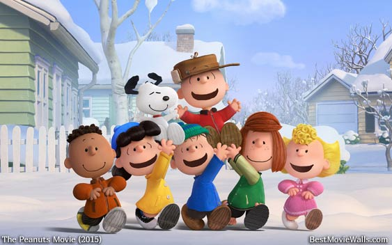 Peanuts Images Peanuts Movie 03 Bestmoviewalls Wallpaper And