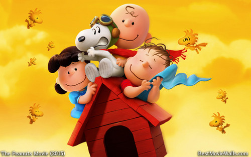 Peanuts wallpaper entitled Peanuts Movie 08 BestMovieWalls