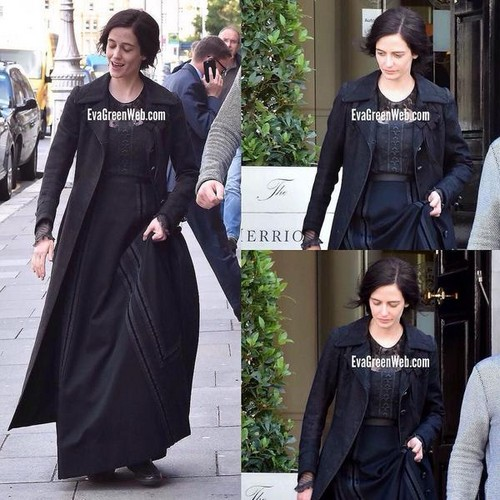 penny dreadful fondo de pantalla called Penny Dreadful - Season 3 - Set fotos