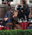 Penny Dreadful - Season 3 - Set photos