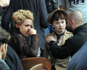 Penny Dreadful - Season 3 - Set fotografias
