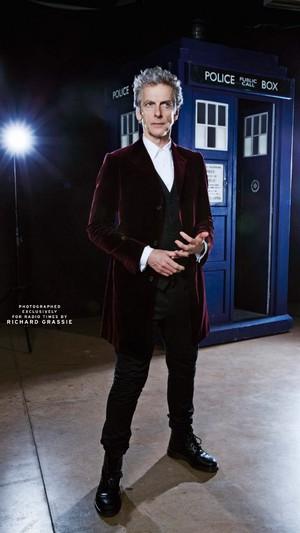 Peter Capaldi for Radiotimes