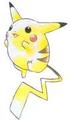Pikachu Ken Sugimori Art - pokemon photo