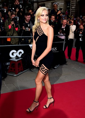 Pixie at the GQ Men of the taon Awards