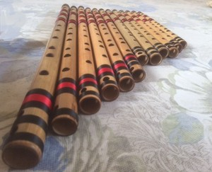 Professional Bamboo Flute Set