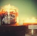 Pumpkin Cider Candles  - daydreaming photo