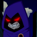 Raven - teen-titans icon