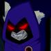 Raven - teen-titans icon