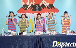 Red Velvet at the Fanmeeting