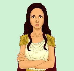 Reyna প্রতীকী