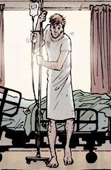 Rick Grimes - Comic