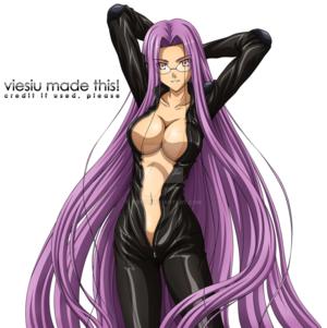 Rider/Medusa Sexy Hot