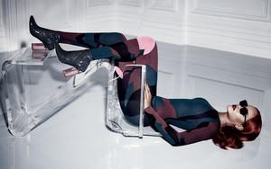 Rihanna Dior magazine